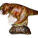 30. kép: Formatorták (fiúknak) - T-Rex dinoszauruszos torta