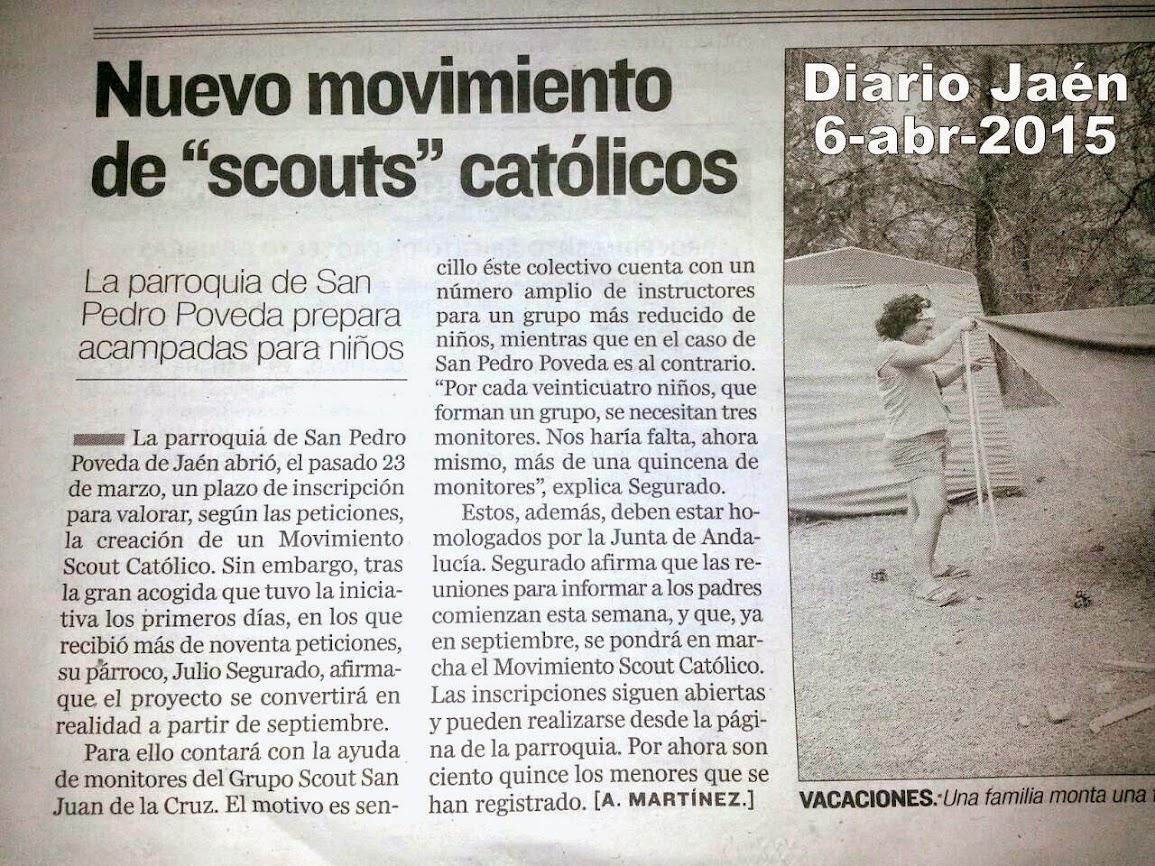 Una nueva propuesta: Scouts católicos
