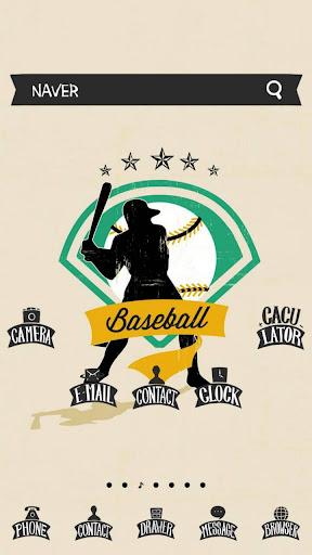 ビンテージ野球ドドルランチャーテーマ