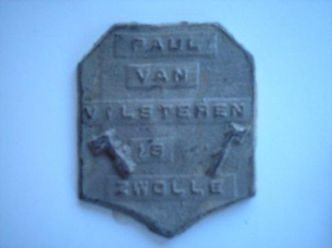 Naam: Paul van VilsterenPlaats: ZwolleJaartal: 18..
