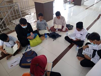 Pembinaan Dan Penyaluran Beasiswa Anak Juara MTT Babelan