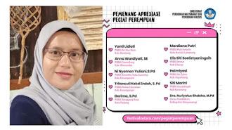 Siti Marini, Perempuan Karawang Peraih Apresiasi Festival Pendidikan Kesetaraan 2021