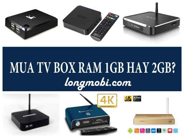 tivi box android ram 1gb