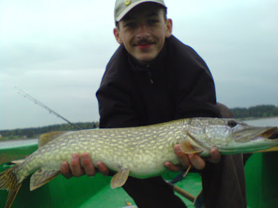Fishing in Poland - big pike