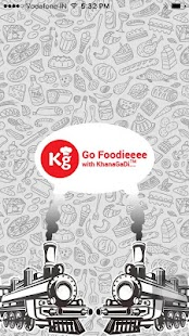 KhanaGaDi-Train Food Delivery- screenshot thumbnail