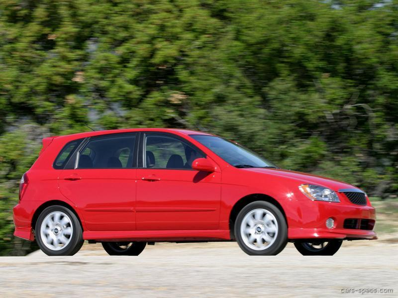 2006 kia spectra wagon specifications pictures prices. Black Bedroom Furniture Sets. Home Design Ideas