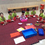 Rectangle Day in Nursery (2014-15) at Witty World