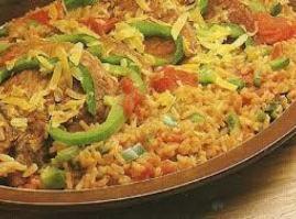 Pork Chop Spanish Rice Recipe