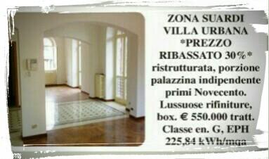 Villa Bergamo Suardi - Santa Caterina, vendita di pregio