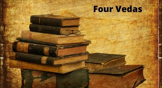 Brief note on Four Vedas in Hindi