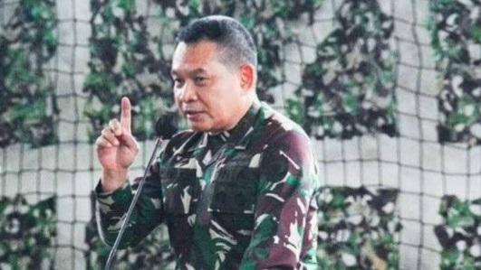 Turunkan Baliho HRS dan Perangi FPI, Refly Harun Buka Kemungkinan Dudung Abdurachman Jabat Panglima TNI