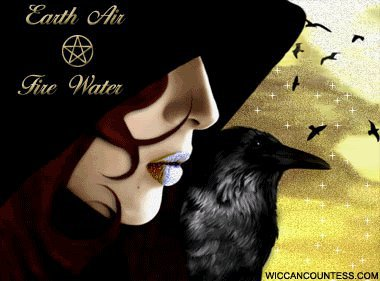 Earth Air Fire Water, Magic Elements