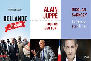 La présidentielle française commence à la librairie Tiers monde d'Alger