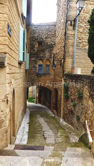 Châteauneuf-du-Pape, Provenza, Francia, Elisa N, Blog de Viajes Argentina