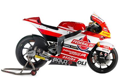 Hasil Race Moto2 Jerez 2021: Akhirnya Tim Indonesia Podium ???