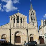 Eglise : façade