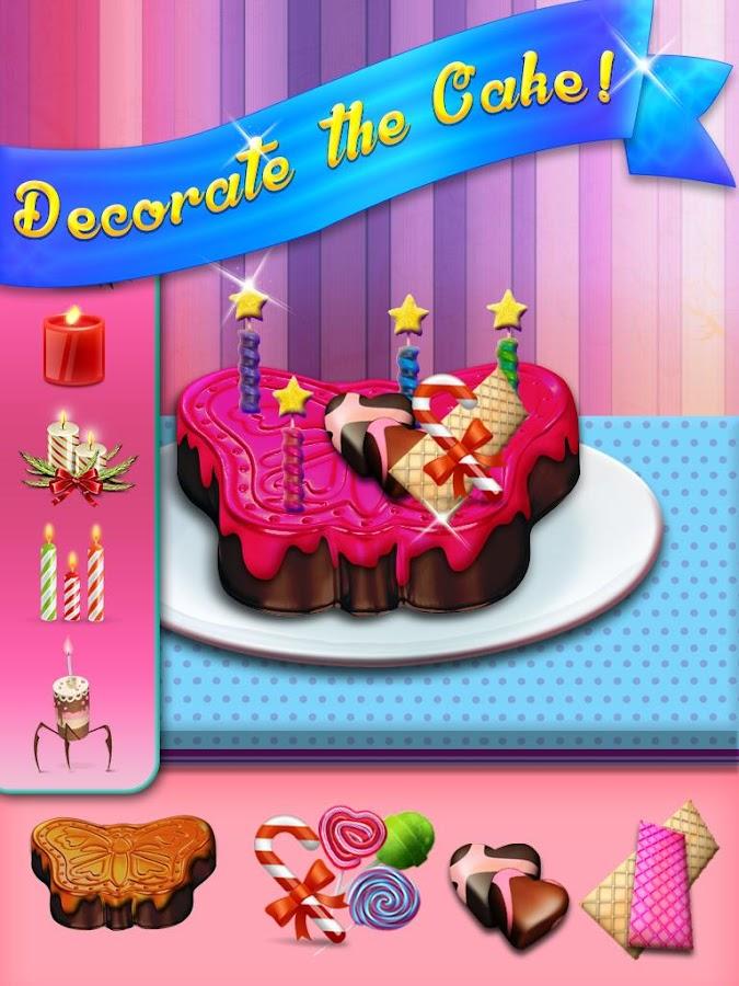 Bake Your Own Wedding Cake Games
