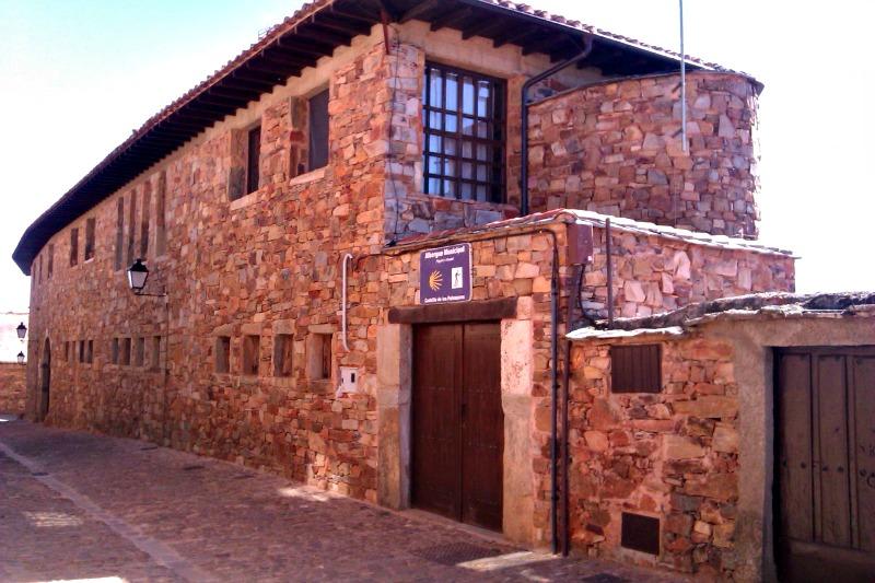 Albergue de peregrinos municipal, Castrillo de los Polvazares, León