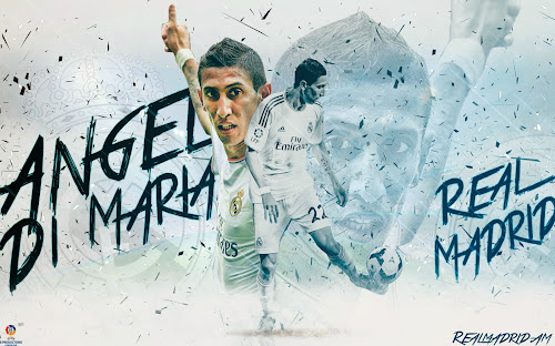 download angel di maria wallpaper
