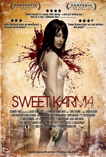 Sự Im Lặng Nguy Hiểm - Sweet Karma (2009)