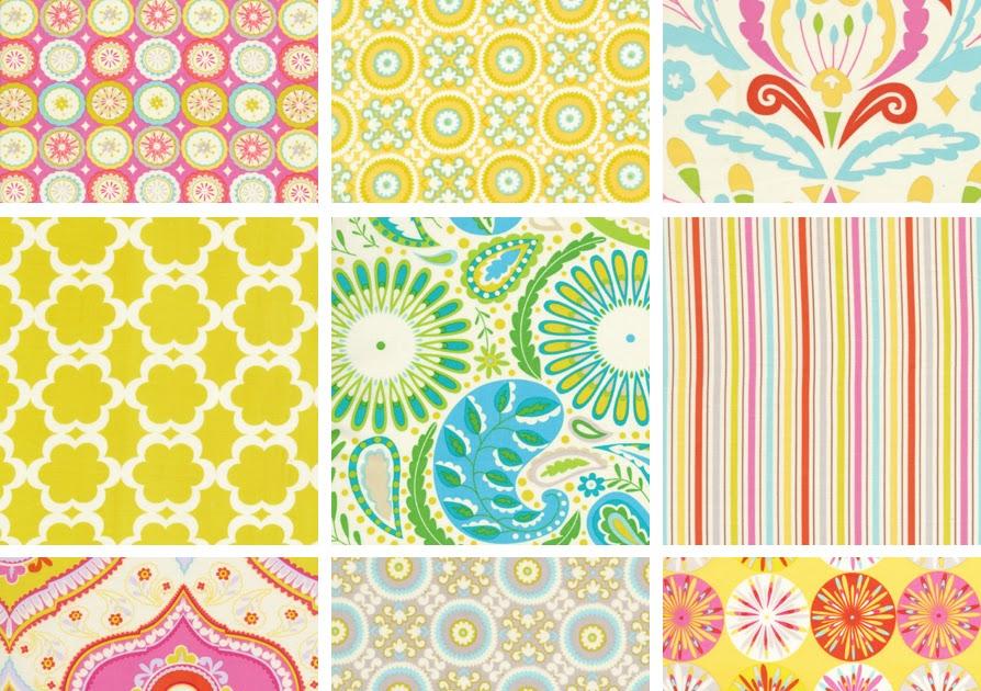 Fancy tiger crafts dena designs kumari gardens fabrics for Dena designs kumari garden