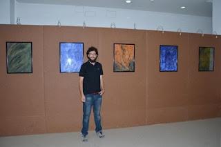 Constantine: l'antique Cirta, «muse» d'une exposition de l'artiste-peintre Karim Beladjila
