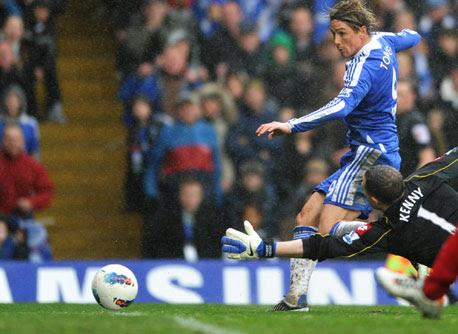 Fernando Torres, Chelsea - Queens Park Rangers