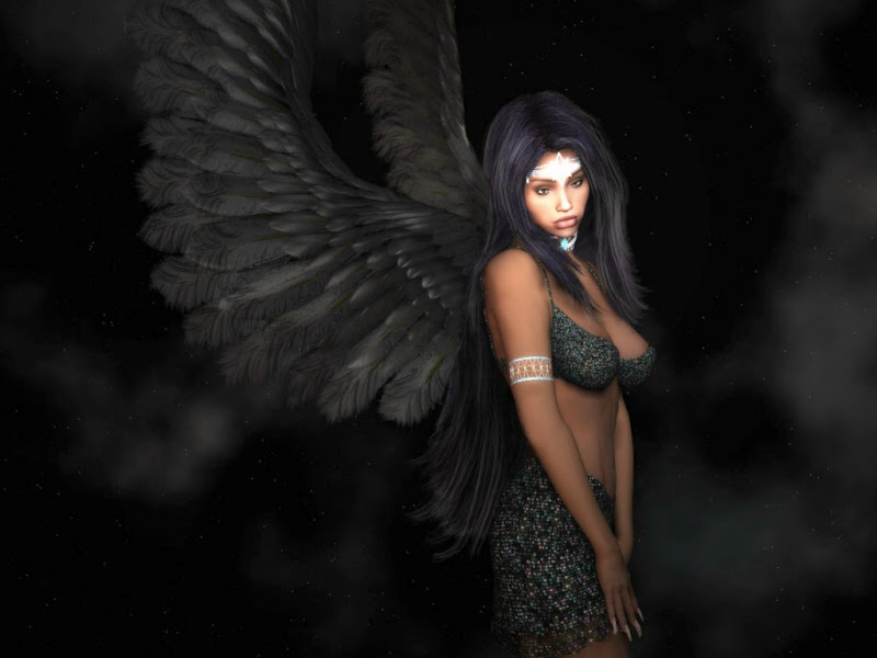 Angelic Sorrow, Angels 1