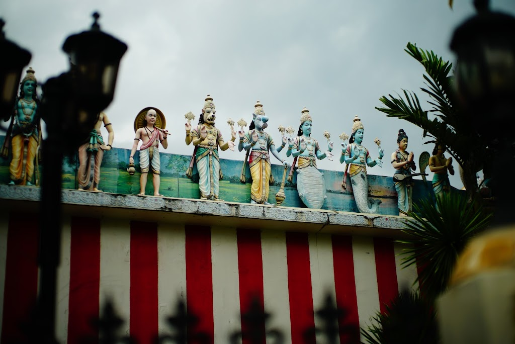 Sri Srinivasa Perumal temple in Singapore