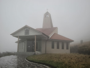Photo: Chapel at the top