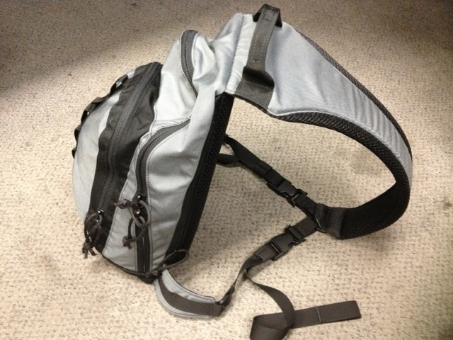 0d65f9d29301 ApocalypseEquipped  Review  Tactical Tailor - Concealed Carry Sling Bag