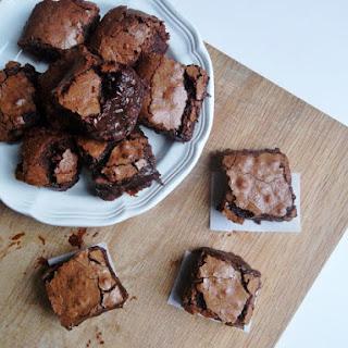 Best-Ever Brownies.