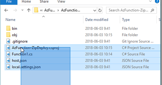 Franky's Notes: How to Deploy your Azure Functions Faster and Easily