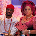 Another one: Peter Okoye shades his brother as he celebrates his wife Lola on their 5th wedding anniversary [Full Gist]
