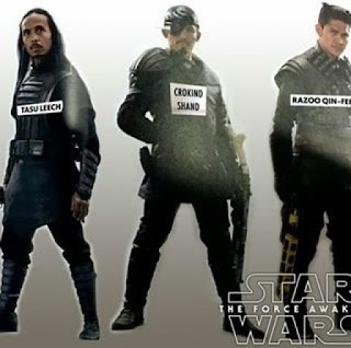 apa peran iko uwais dan yayan ruhian di star wars the force awakens?