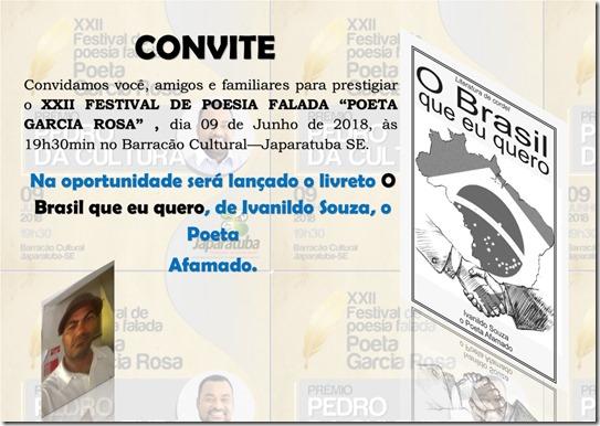 Convite_Poeta Afamado