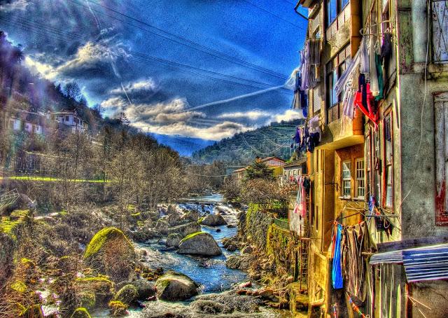 rio da Ponte, bairro da Ponte
