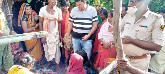 मधुबनी में करंट लगने से मां और बेटे की मौत, गांव में मातम