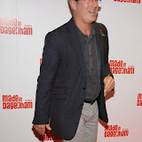 WWW.ENTSIMAGES.COM -    Ben Elton   arriving at     Made In Dagenham - press night at Adelphi Theatre London November 5th 2014Comedy musical based on the hit British film.                                                  Photo Mobis Photos/OIC 0203 174 1069