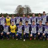 2011.12.11 - U19 - Gambardella à Argentan