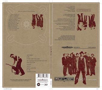 Cd inside cover