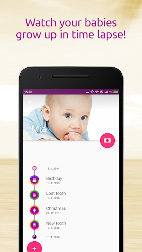 Baby Journal: Child Growth & Milestone Book screenshot