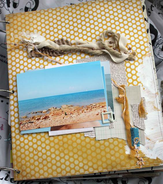 Вторая страница про море