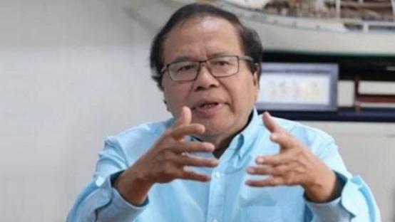 Singgung Soal Pembangunan, Rizal Ramli: Rakyat Semakin Miskin Secara Struktural?