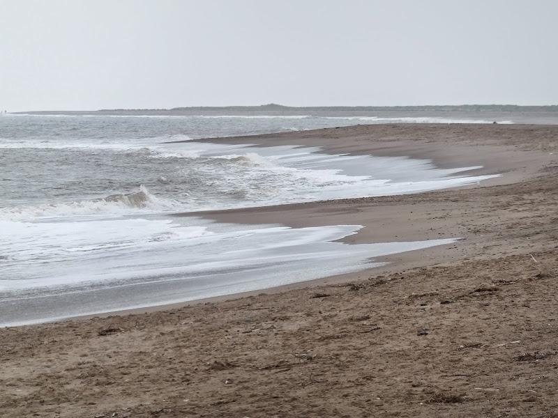 Beach looking towards Gibraltar Point