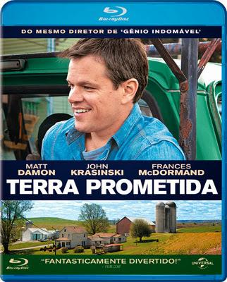 Filme Poster Terra Prometida BDRip XviD Dual Audio & RMVB Dublado