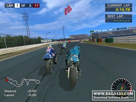 MotoGP 2 - (Rip) 230MB 3