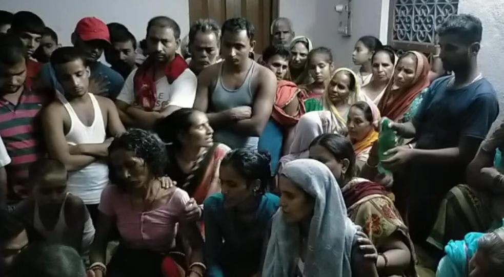 महिला सिपाही के साथ इश्क़ लड़ाना पड़ा भारी, प्रेमी की गोली मारकर हत्या