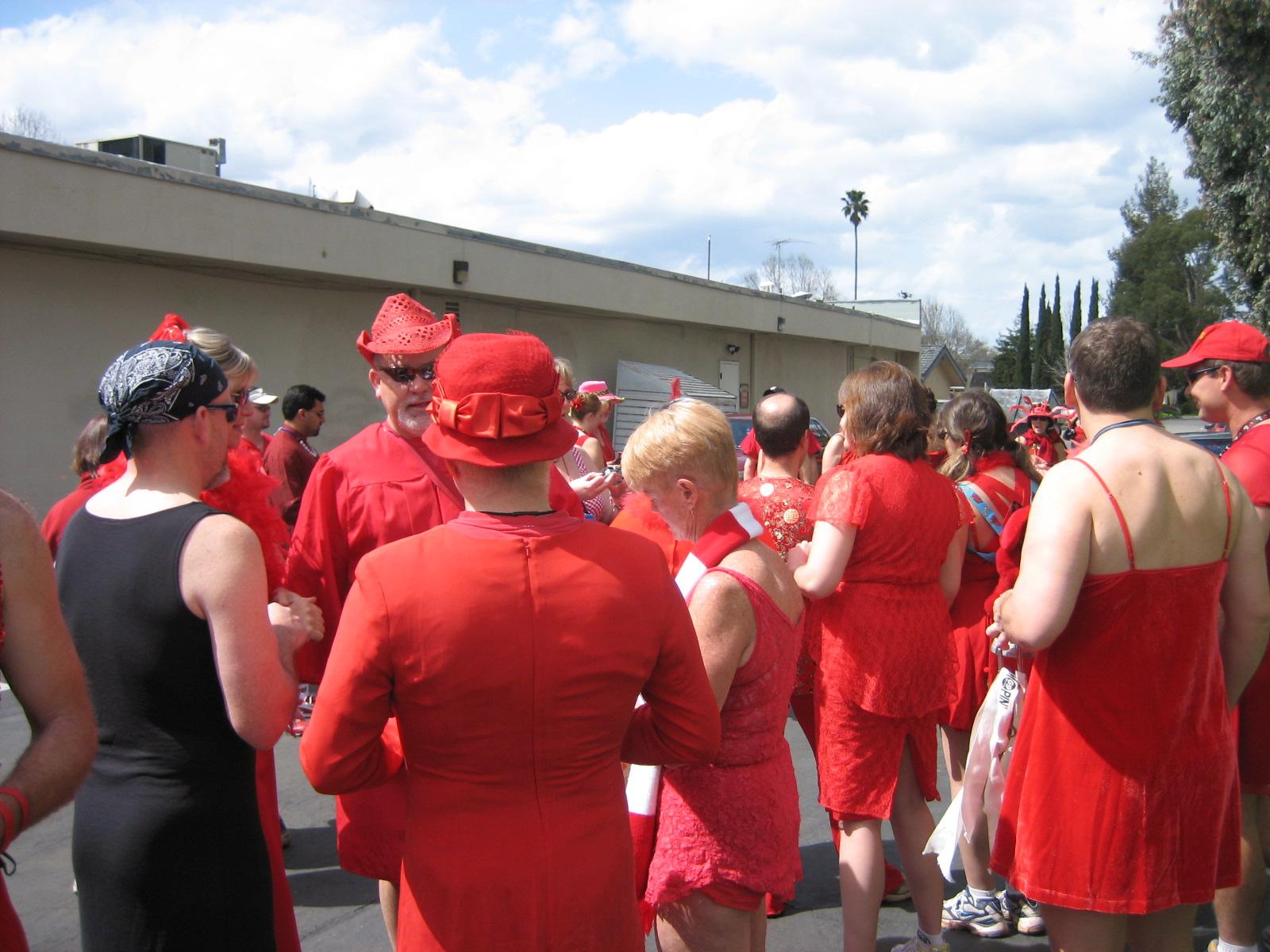 2006 - Red Dress