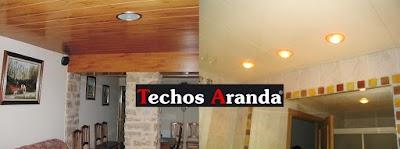 Techos de aluminio en Villaverde de Guadalimar